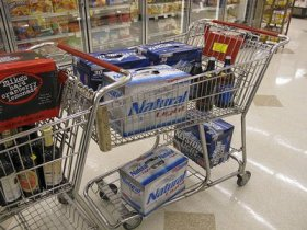 cheap-beer-shopping-cart