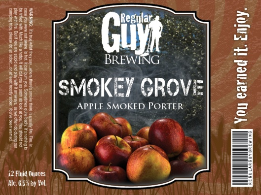 smokey grove label